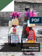 Libro Introduccion Al Patrimonio Cultural
