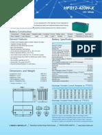 Hfs12 420w x Heatseal