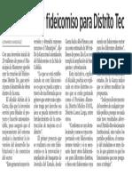 05-06-19 Crea Monterrey fideicomiso para Distrito Tec