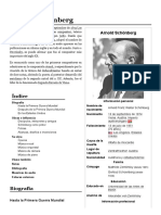 Arnold Schönberg - Wikipedia, La Enciclopedia Libre