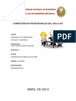 Informe de Liderazgo 2013