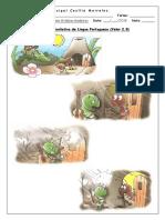 Atividade Avaliativa de Produção de Texto 2 - 2º B