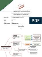 Fundamentos de La Didactica y Rendimiento Academico
