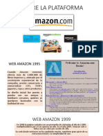 Amazon Plataforma E commerce