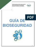 GUIA DE Bioseguridad