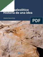 Arte paleolítico. Historia de una idea
