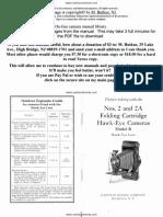 Kodak Folding Hawk-eye B