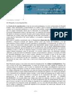 Corrientes y Teorias Pedagogicas