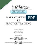 Narrative Report (1)
