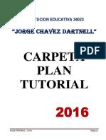 Carpeta Plan Tutorial 2016 - Liz