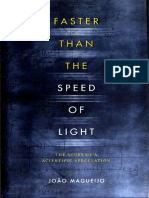 João Magueijo - Faster Than the Speed of Light_ the Story of a Scientific Speculation (2003, Perseus Publishing)