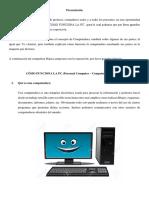 Cómo Funciona La PC