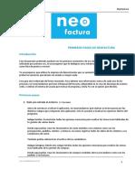 Primeros_pasos_NeoFactura