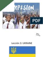Ukraine Leccion 3