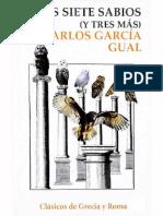 Carlosgarciagual Los Siete Sabios