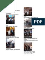 Partidos Politicos y Presidentes 2019