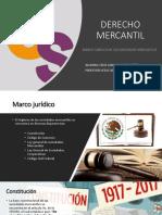 Marco Juridico Sociedades d. Mercantil