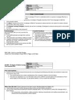 unit assessment plan template - google docs