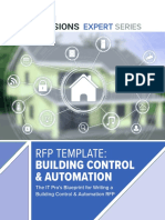 RFP Template - Automation