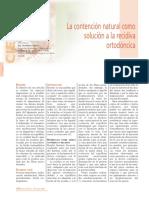 Contencion Natural Solucion Ortodoncia