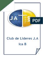 Formato Club de Lideres ICA B