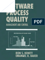 [Computer Aided Engineering (New York, N.Y.), 6.] Alexander Soifer, Branko Grünbaum, Peter Johnson, Cecil Rousseau - Software Process Quality_ Management and Control (1999, CRC Press, Marcel Dekker)