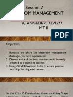 Classroom Management Ppt