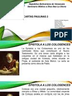 Cartas Paulinas 2