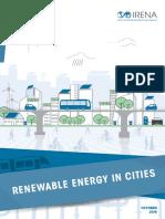 IRENA Renewable Energy in Cities 2016