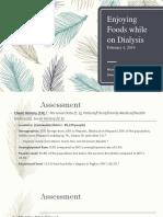 community needs assessment ppt portfolio