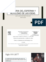 Historia del esperma y movilidad de las ideas.pptx