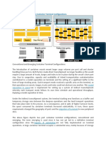 Conventional and Emerging Container Terminal Configurations