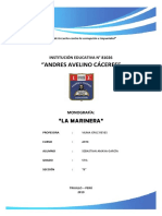 La Marinera Monografia