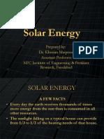 09 Solar Energy