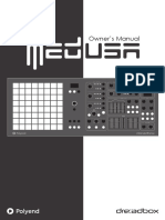 Medusa Owners Manual v1.1