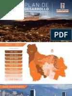 Presentación- Plan de Desarrollo de Medellín 2016-2019, Mesa de Trabajo con el Alcalde, 2016.pdf