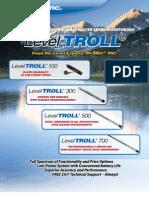 LevelTROLL in Situ
