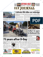 San Mateo Daily Journal 06-07-19 Edition