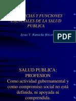 Salud Pública-Conceppto, Alcances y Funciones Medicion Del Estado de Salud