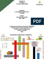 Crucigrama Epidemiologia y Estadistica