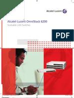 OS6200 Brochure
