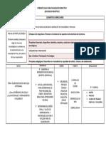 Producto de Academia de Autonomia Curricular 1ra. Academia 2019