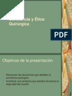 Conciencia y Ética Quirúrgica.ppt