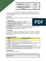 It-sg-01 Elaboración de Documentos