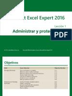 ExcelExpert2016lesson-01