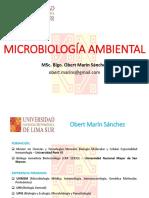 T0. Microbiología Ambiental