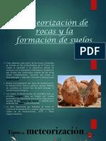 Meteorización de Rocas y La Formación de Suelos 4