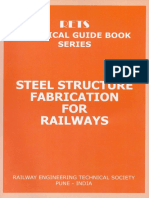 Steel Structure Fabrication for Railways