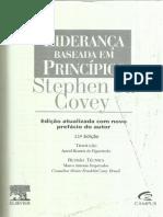 Parte 1 Liderança  B.em Princípios
