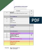 Tiles Cost Analysis 03202014